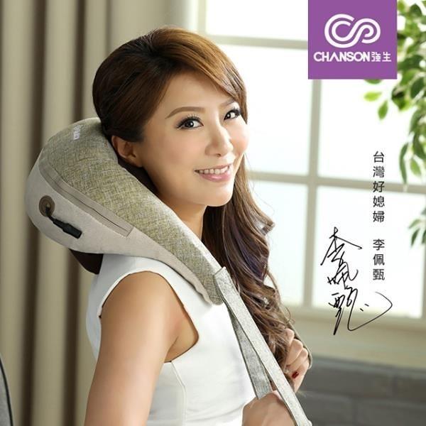 【南紡購物中心】【強生CHANSON】Cozy 肩頸6D按摩器 CS-621