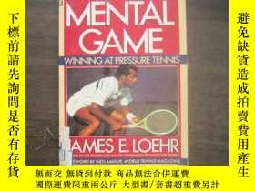 二手書博民逛書店THE罕見MENTAL GAME20525 JAMES E LO