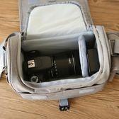 85折佳能相機包單反單肩便攜微單文藝開學季