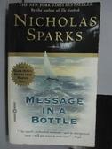 【書寶二手書T9/原文小說_JAZ】Message in a Bottle_Nicholas Sparks