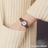 手錶 韓國訂單氣質時尚潮流女士經典圓形中學生百搭女生簡約鏈韓版手錶 瑪麗蘇