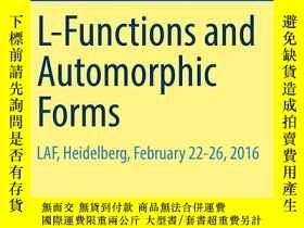二手書博民逛書店L-Functions罕見and Automorphic Forms: LAF 英文原版 自守形式与L-函数 Ja