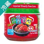 韓國切塊手作泡菜800G/罐【愛買冷藏】