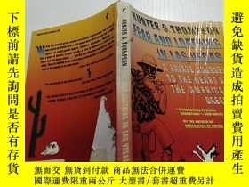 二手書博民逛書店FEAR罕見AND LOATHING IN LAS VEGAS(