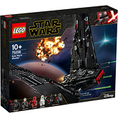 樂高積木 LEGO 2019《 LT75256 》STAR WARS 星際大戰系列 - Kylo Ren's Shuttle™╭★ JOYBUS玩具百貨