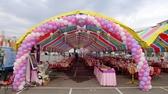 一定要幸福哦~~ 婚禮佈置,包套專案7000元會場佈置,浪漫型婚禮氣球佈置