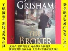 二手書博民逛書店英文書罕見JOHN GRISHAM THE BROKER 共41