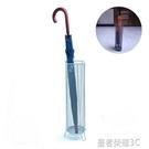 鐵藝絲網居家用簡約雨傘桶收納架掛傘架創意客房放傘桶日式YTL