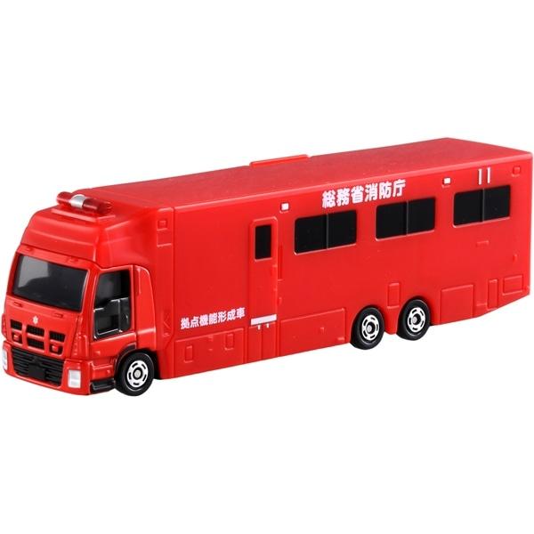 【TOMICA】ISUZUvul 消防廳指揮車 No.137 (TM137A3)