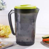 ✭慢思行✭【G10-2】雪花紋炫彩冷水壺 杯子 水杯 果汁 冷熱 飲料 涼水 密封 大容量 家用 茶壺