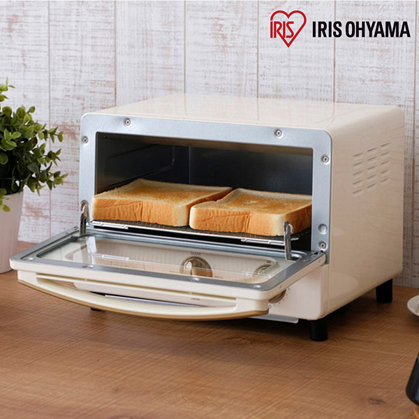 日本 烤箱 【U0192】日本Iris Ohyama ricopa 經典烤箱EOT-01 收納專科