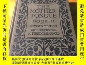 二手書博民逛書店THE罕見MOTHER TONGUE BOOK.II(原版英文)