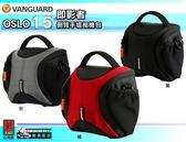 《飛翔無線3C》精嘉 VANGUARD OSLO 15 即影者 側背手提相機包 單眼 攝影 斜背 收納〔劉氏公司貨〕