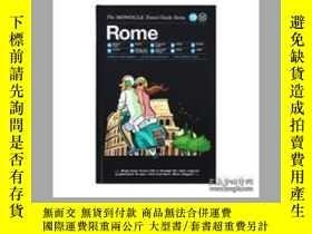二手書博民逛書店Rome:罕見The Monocle Travel Guide Series 羅馬城市旅行指南 英文原版Y41