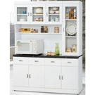櫥櫃 餐櫃 AT-248-6 純白5.3...
