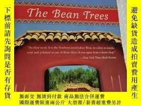 二手書博民逛書店The罕見Bean Trees[豆樹]【 一般 有破損 磨損 書脊斷裂】Y28297 Barbara King