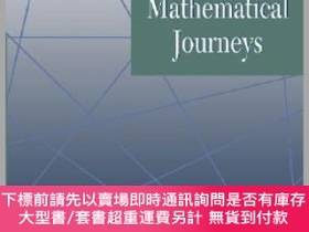 二手書博民逛書店預訂Mathematical罕見JourneysY492923 Peter Schumer John Wile