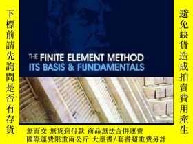 全新書博民逛書店TheFinite Element MethodY255174