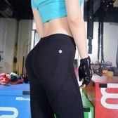 運動緊身褲-高彈力修身翹臀休閒女壓力褲3色73es26【時尚巴黎】