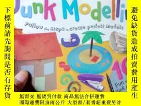二手書博民逛書店Mini罕見CrafterY15389 Junk Modelli