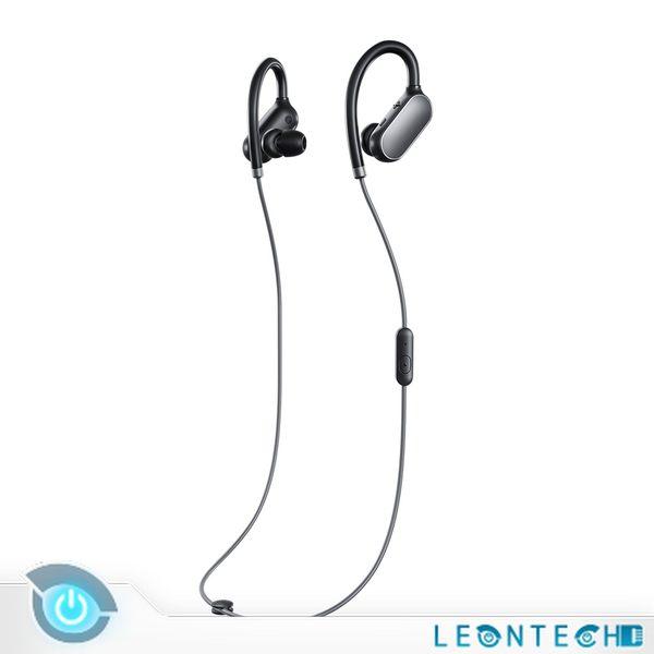 現貨 小米運動藍牙耳機入耳式耳塞式掛耳式無線耳機手機通用