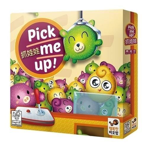 『高雄龐奇桌遊』 抓娃娃 PICK ME UP 繁體中文版 正版桌上遊戲專賣店