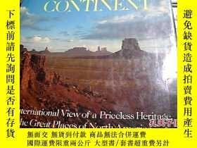 二手書博民逛書店THE罕見MAGNIFICENT CONTINENT壯觀的大陸Y