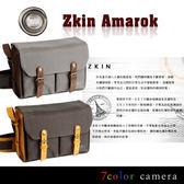 《7color camera》Zkin Raw Amarok 斜揹單眼相機包(二色))『滿千折百-限時限量』