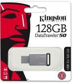 全新 金士頓 KINGSTON DT50/128GB USB 3.0隨身碟
