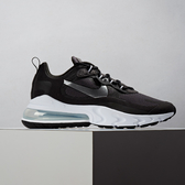 Nike Air Max 270 React 男鞋 黑白 休閒鞋 慢跑鞋 氣墊 CQ4598-071