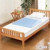 夏季降溫神器床上沙發免注水冰席枕頭大小凝膠冰墊CY1217【艾菲爾女王 】