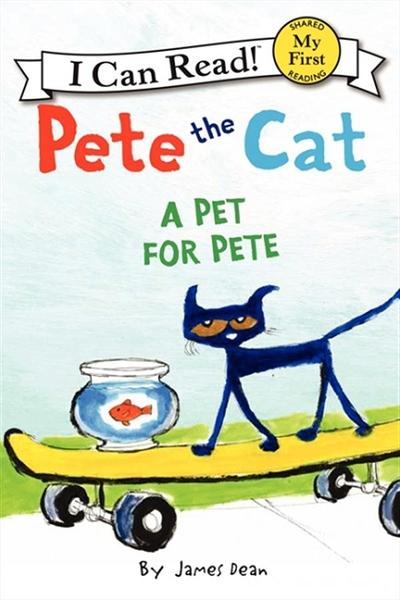 (二手書)An I Can Read My First I Can Read Book: A Pet for Pete