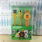 【震撼精品百貨】LINE FRIENDS_兔兔、熊大~傳輸線-莉莎圖案