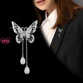 YoYo 胸針 胸花 水晶別針 裝飾 配飾