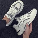 快速出貨男鞋冬季男士休閒鞋韓版潮流老爹鞋增高鞋白鞋球鞋