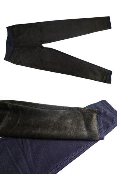 ★衣心衣足★ 超保暖 420D 雙層不倒絨刷毛褲【42004】