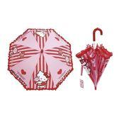Hello Kitty 小童傘(雨傘/兒童直傘)446-65330[衛立兒生活館]