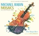 【停看聽音響唱片】【CD】MICHAEL  RABIN:MOSAICS
