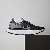 Nike React Infinity Run FK 男鞋 黑灰 襪套 輕量 透氣 避震 慢跑鞋 CD4371-012