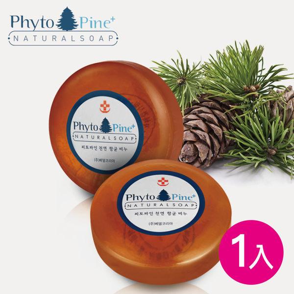 【Phyto Pine】韓國天然松針抗菌芬多精舒壓皂1入體驗組