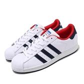 adidas 休閒鞋 Superstar 白 藍 男鞋 運動鞋 Top Ten 【ACS】 FV8270
