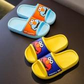 兒童拖鞋 兒童涼拖鞋夏季男童奧特曼小孩女童防滑軟底室內家用幼兒寶寶托鞋 麗人印象 免運