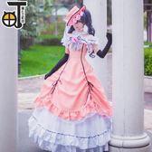 夏爾cos服黑執事夏爾女裝cosplay洋裝【步行者戶外生活館】