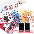 【Disney 】iPhone 6 Plus/6s Plus 大人物系列玻璃保護貼+彩繪保護軟套