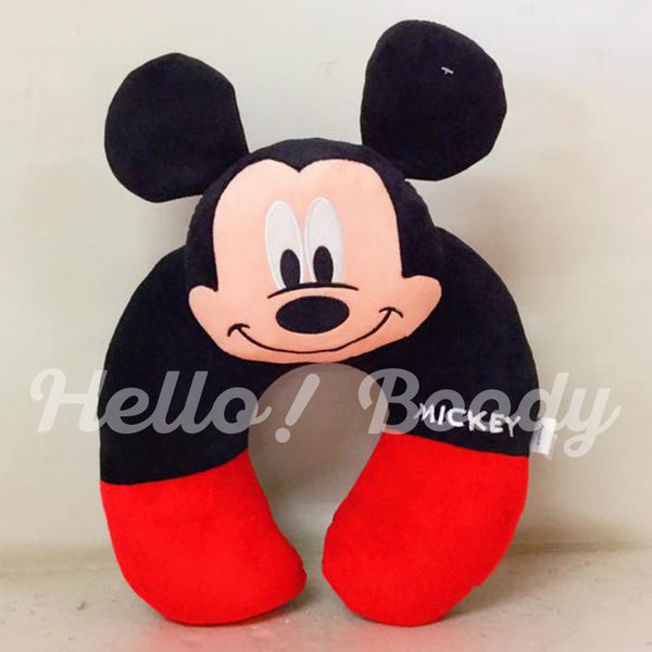 Hello Boody ❤︎正版授權迪士尼商品頸枕 午安枕 米奇 史迪奇 熊抱可 維尼 車用頸枕
