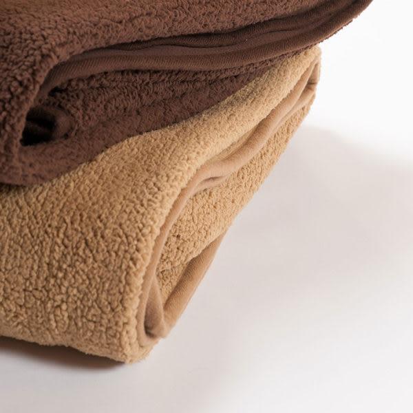 蓋毯 發熱毯 【UHO】日本Oshin 超保暖發熱膝蓋毯/毛毯/日本製 (70X130cm)-L