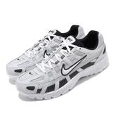 Nike 休閒鞋 P-6000 灰 黑 男鞋 運動鞋 復古慢跑鞋 【PUMP306】 CD6404-006