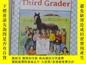 二手書博民逛書店英文原版罕見Rent A Third Grader by B.B