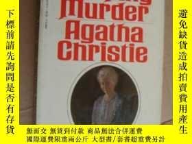 二手書博民逛書店SLEEPING罕見MURDER【 沉睡的謀殺案,,阿加莎·克里