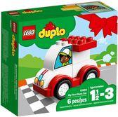 樂高LEGO DUPLO 我的第一部賽車 10860 TOYeGO 玩具e哥